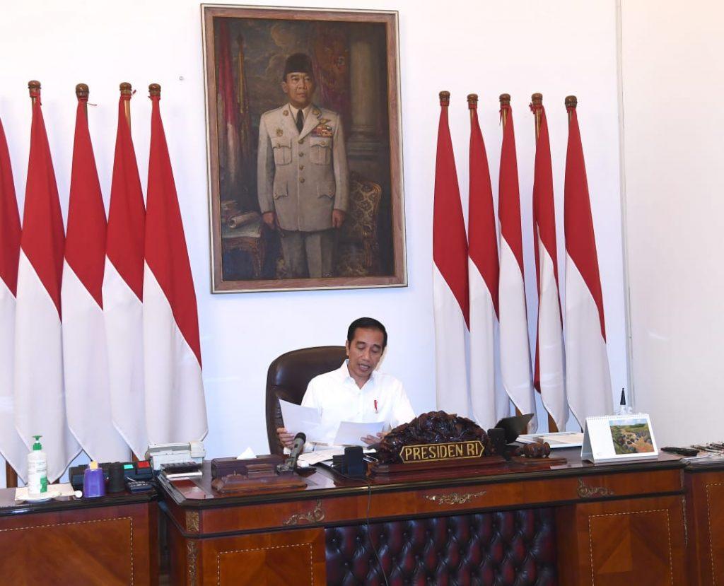 Jokowi Minta Jajarannya Sikapi Potensi Kelangkaan Pangan