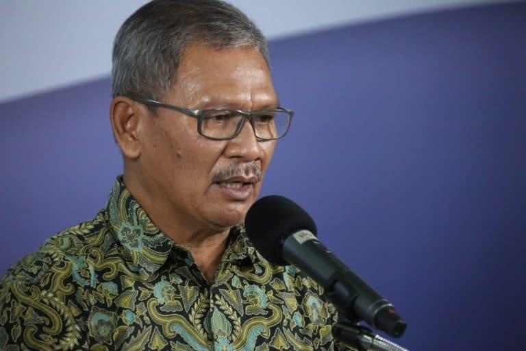 Kasus Positif Covid Di Indonesia Capai 8.607 Orang