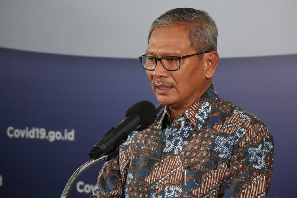 Positif COVID-19 di Indonesia Jadi 9.511