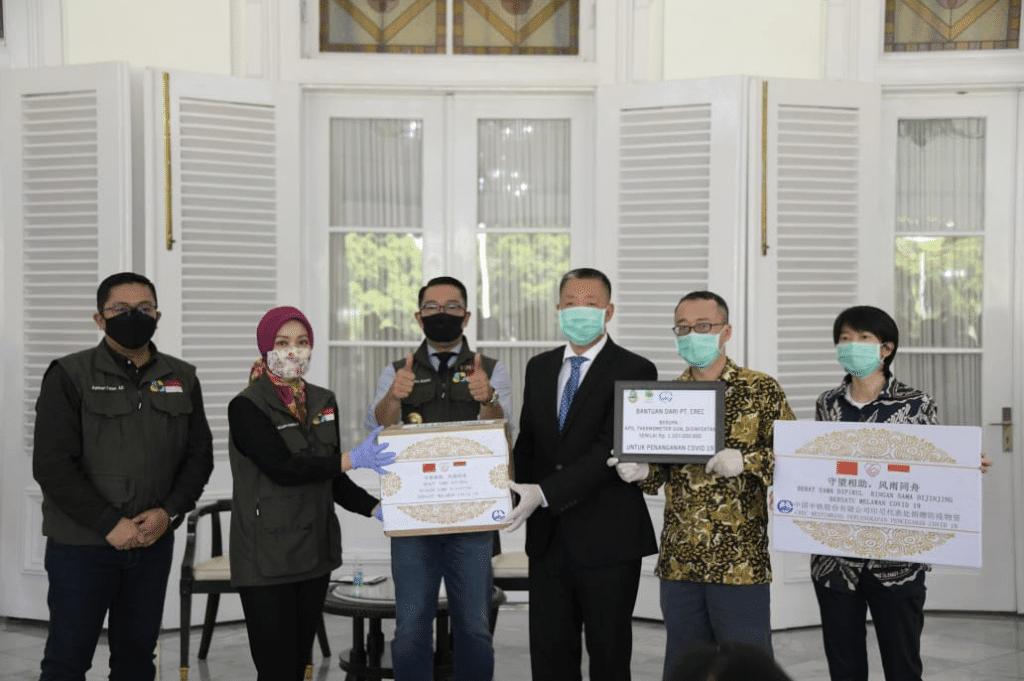 Ridwan Kamil : Pandemi COVID-19 Adalah Perang Bersama