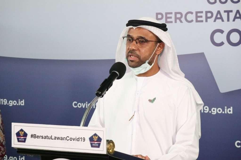 Uni Emirat Arab Kirim Bantuan Peralatan Medis Untuk Indonesia