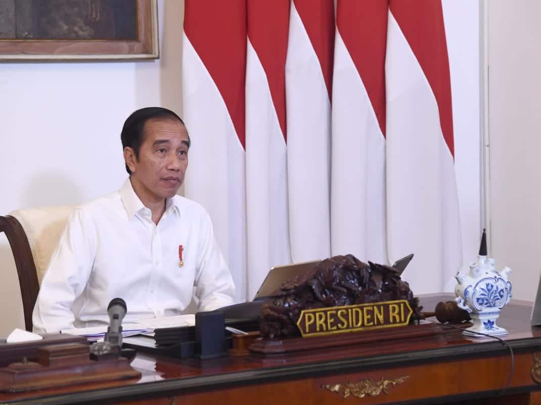 Presiden: Dukung Penuh Riset dan Inovasi Terkait Penanganan Covid-19 - Berita Terkini