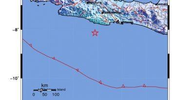 Gempa Pangandaran Tidak Akibatkan Kerusakan