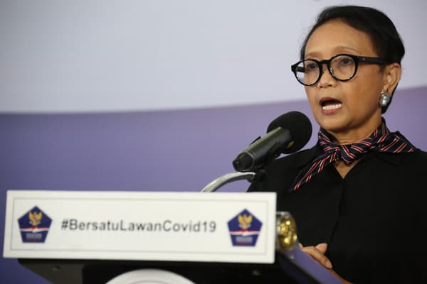Indonesia Berikan Bantuan Pada WNI Terpapar COVID-19 di Luar Negeri