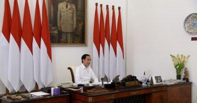 Jokowi Tegaskan Belum Ada Kebijakan Pelonggaran PSBB