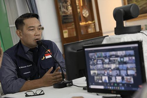 Kang Emil Jelaskan Hasil Evaluasi PSBB Jabar