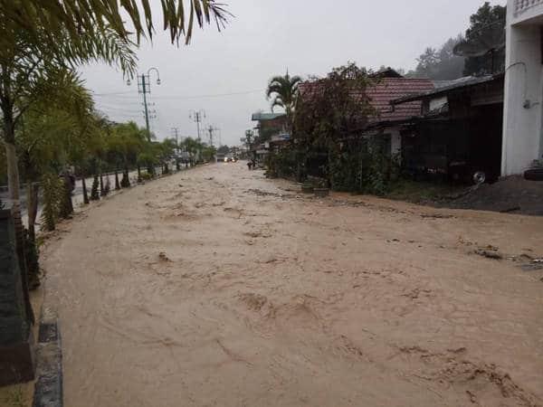 Penanganan Pascabanjir di Aceh Tengah