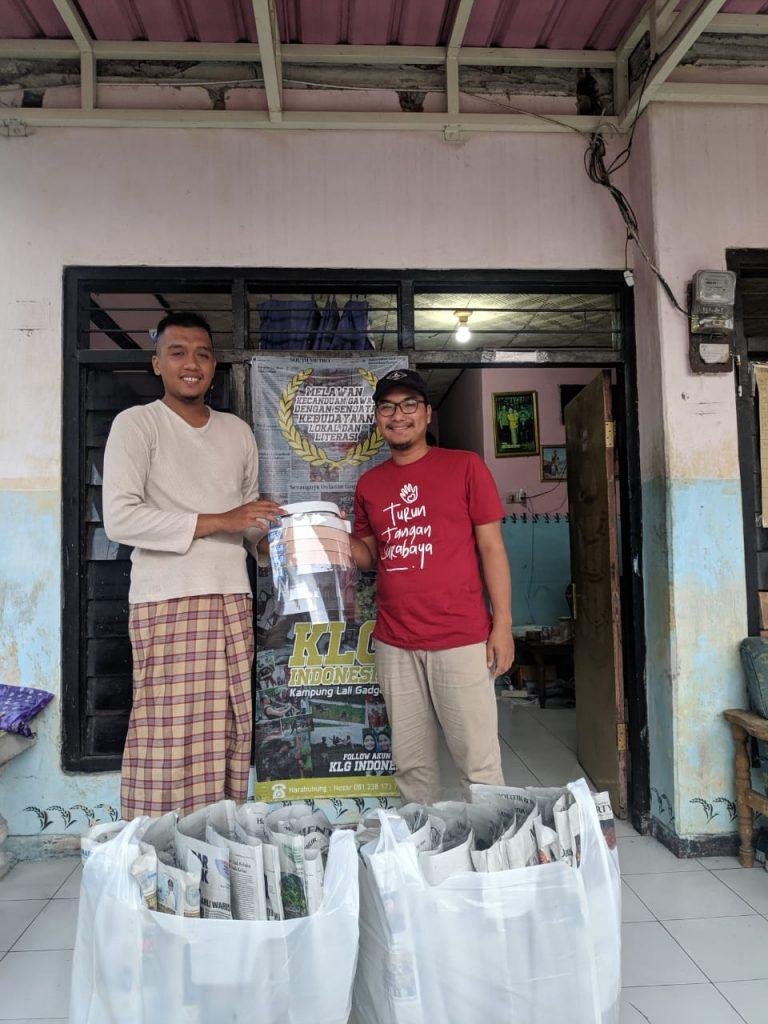 Komunitas Turun Tangan Surabaya Bentuk Tim Aksi Penanggulangan