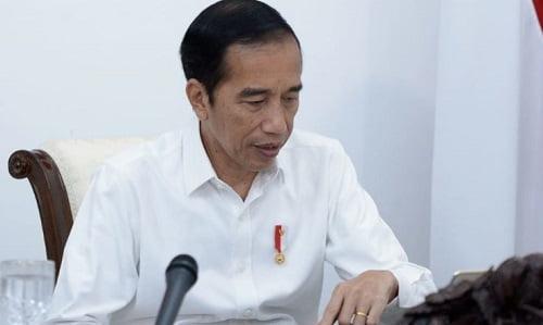 Jokowi Minta Perhatian Lebih Pada Provinsi Dengan Kasus Baru Tinggi