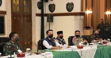 Jawa Barat Usulkan 15 Kabupaten Kota Terapkan New Normal