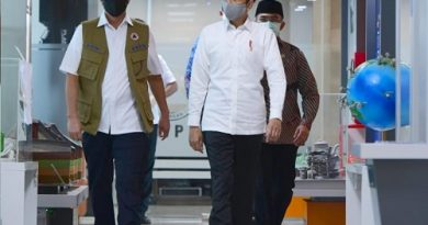 Jokowi Ingatkan Tugas Besar Belum Berakhir