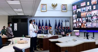 Lima Arahan Jokowi Terkait Kebiasaan Baru