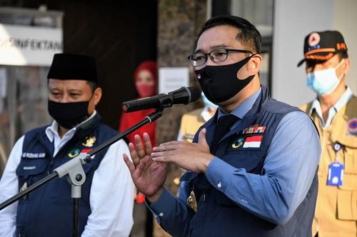 Pesantren Di Jawa Barat Akan Dibuka Kembali