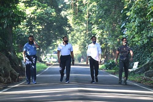TNI Siap Dukung Penerapan Adaptasi Kebiasaan Baru