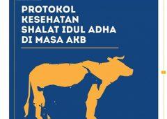 Jawa Barat Keluarkan Protokol Kesehatan Idul Adha
