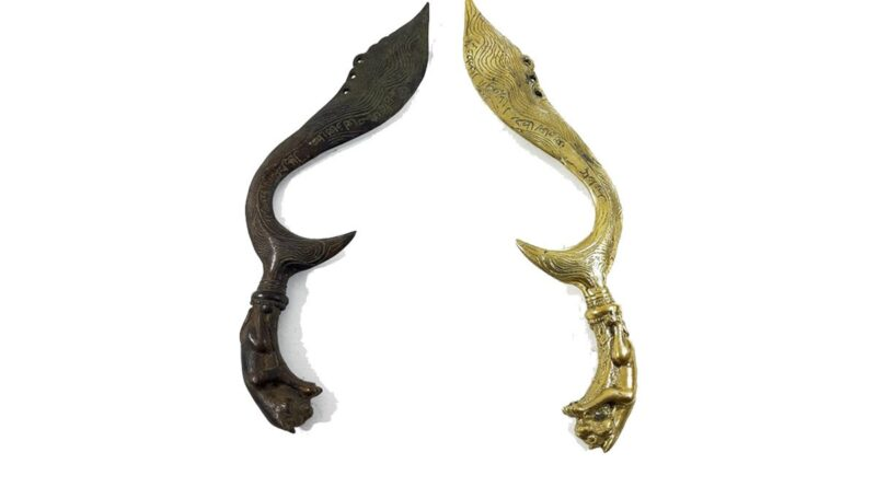 Macam-Macam Senjata Tradisional Sunda