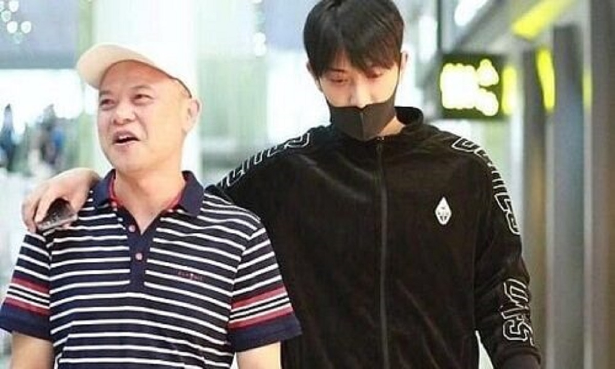 Ayah Huang Zitao Mantan Member EXO Tutup Usia