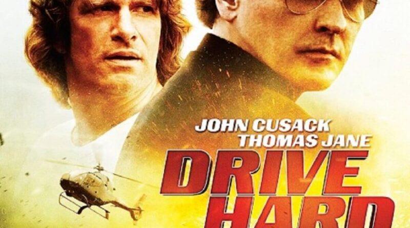 Sinopsis Film Drive Hard, Mantan Pembalap Terlibat Pencurian!