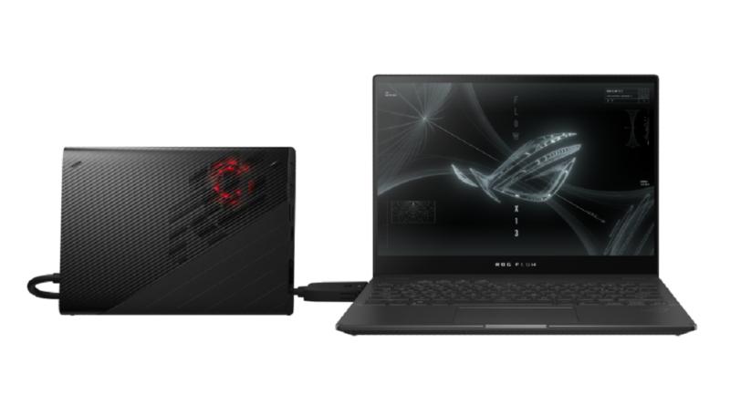 ASUS ROG Flow X13, Laptop Gaming Ter-Portable di Dunia