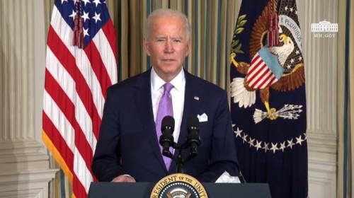 Joe Biden Larang WNA dari 30 Negara ini Masuk AS !