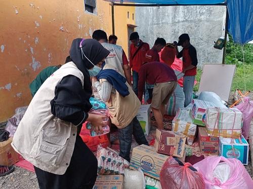 donasi gempa bumi