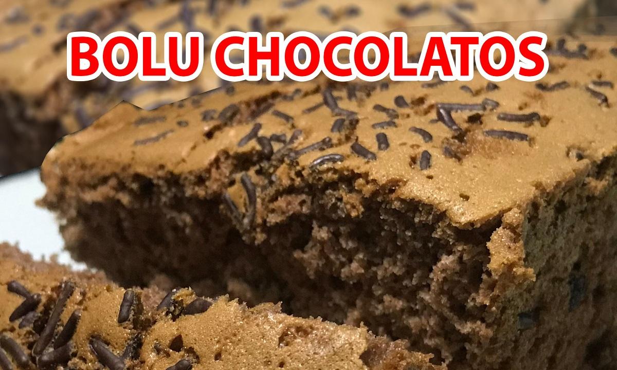 Resep Bolu Chocolatos Enak Lembut dan Mudah
