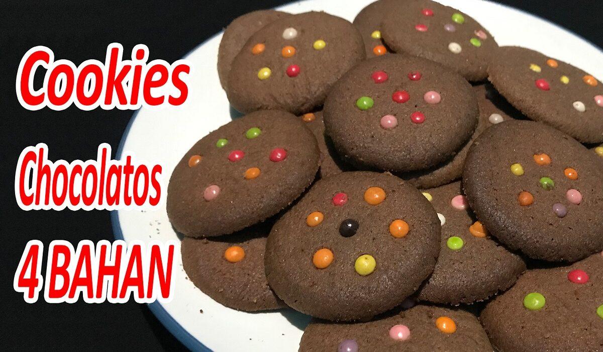 Resep Cookies Chocolatos Mudah dan Murah