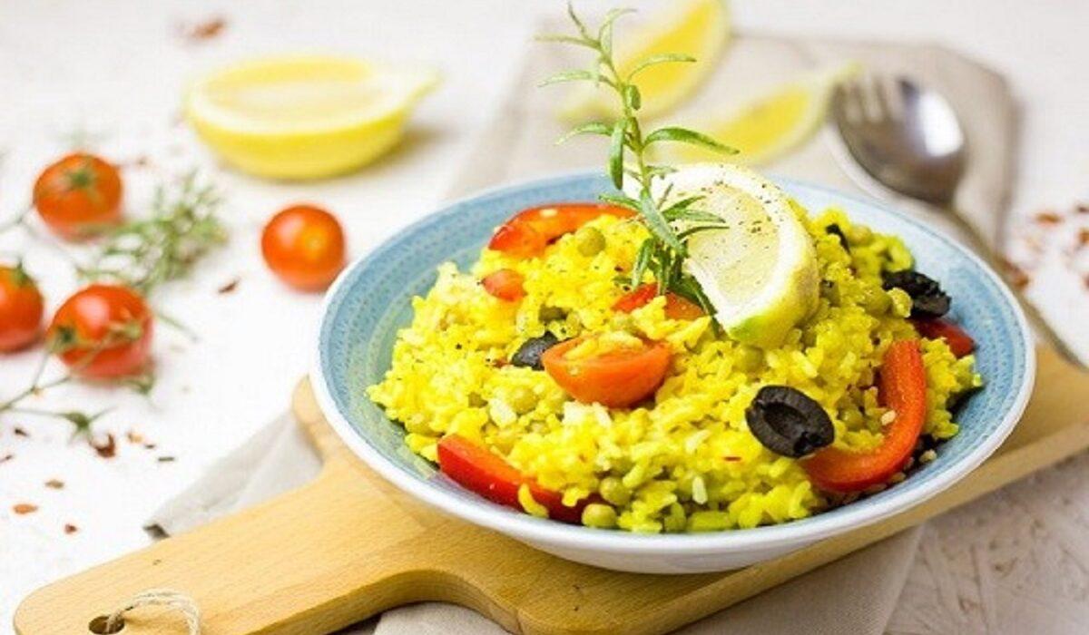 Cara Membuat Nasi Kuning Rice Cooker atau Magic Com