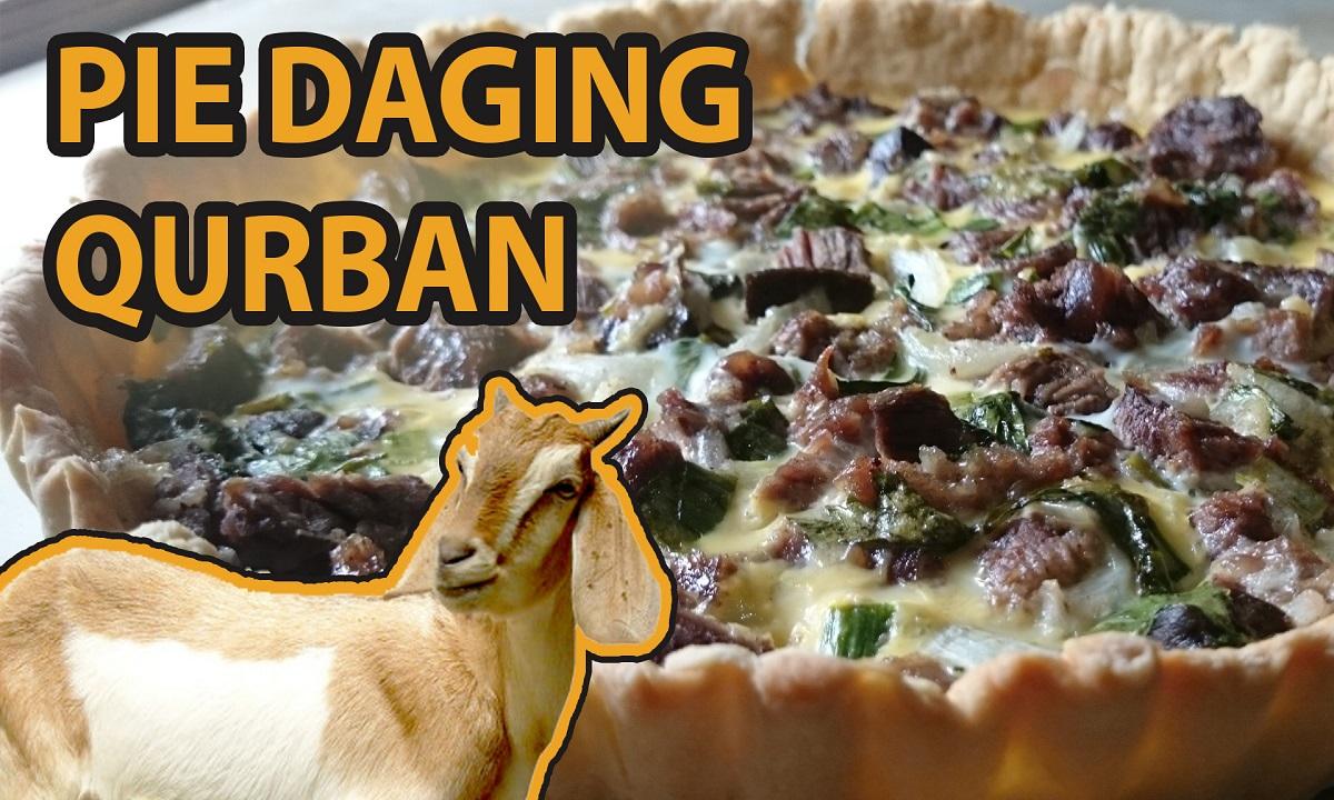 Resep Pie Asin Daging Kambing