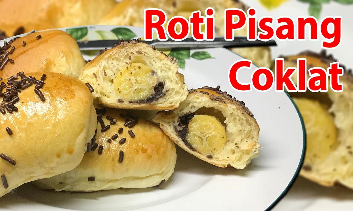 Resep Roti Pisang Lembut DIJAMIN BERHASIL !!!