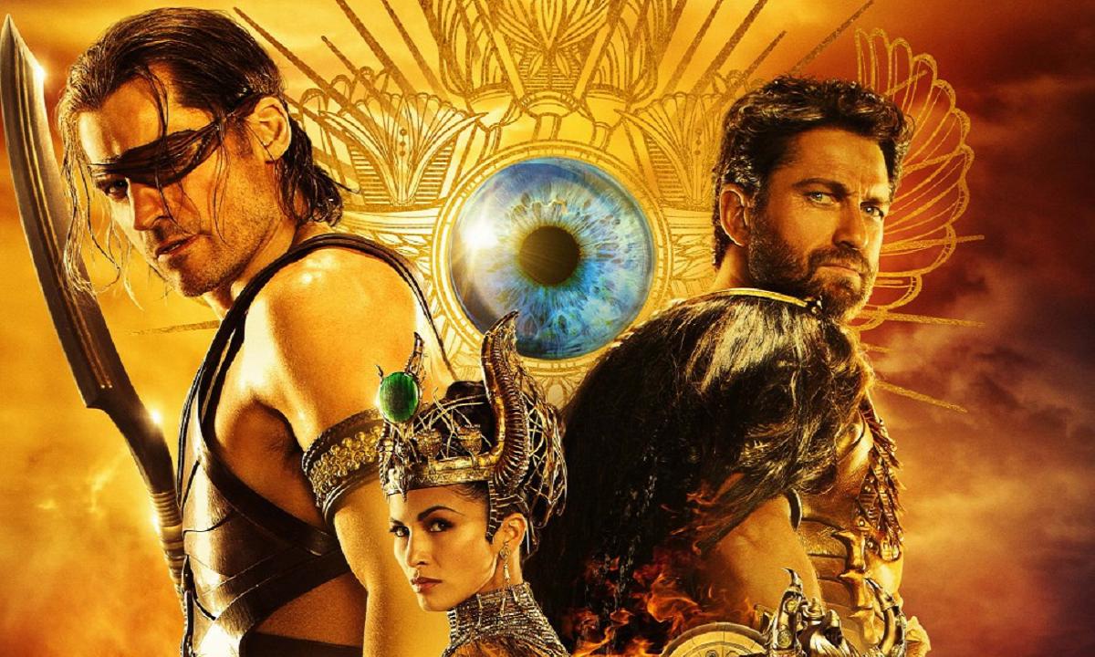 Sinopsis Film Gods of Egypt Cerita Fantasi Dewa Mesir Kuno