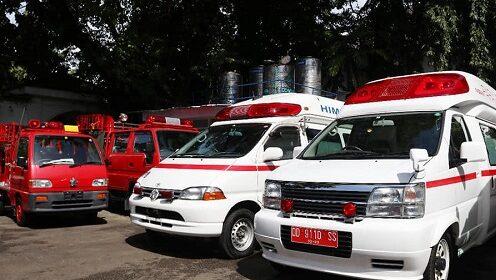Jepang Hibahkan 13 Unit Kendaraan Pada Pemrov Sulawesi Selatan