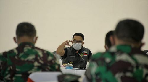 Kang Emil Minta Industri Cepat Laporkan Kasus Positif COVID-19 Karyawannya