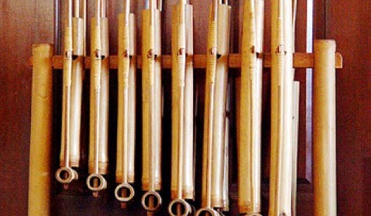 10 Alat Musik Tradisional Sunda Posbaru