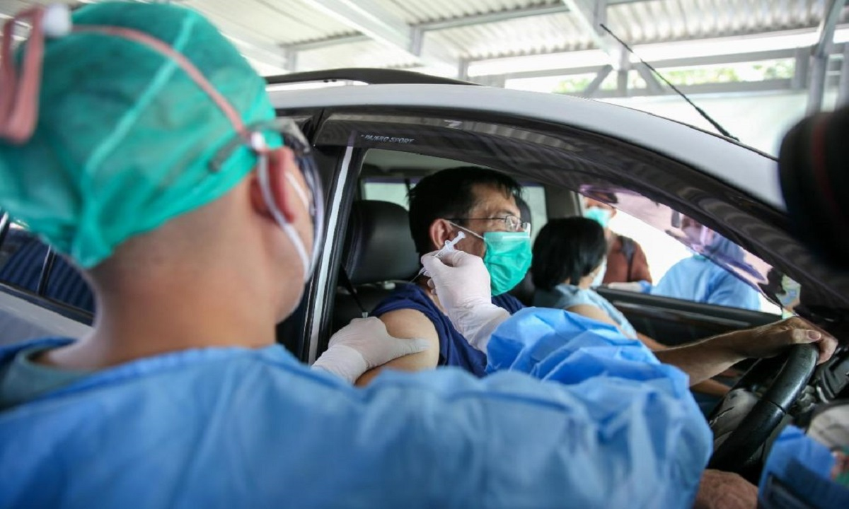 Kemenkes Tengah Siapkan SE Vaksinasi Bagi Lansia