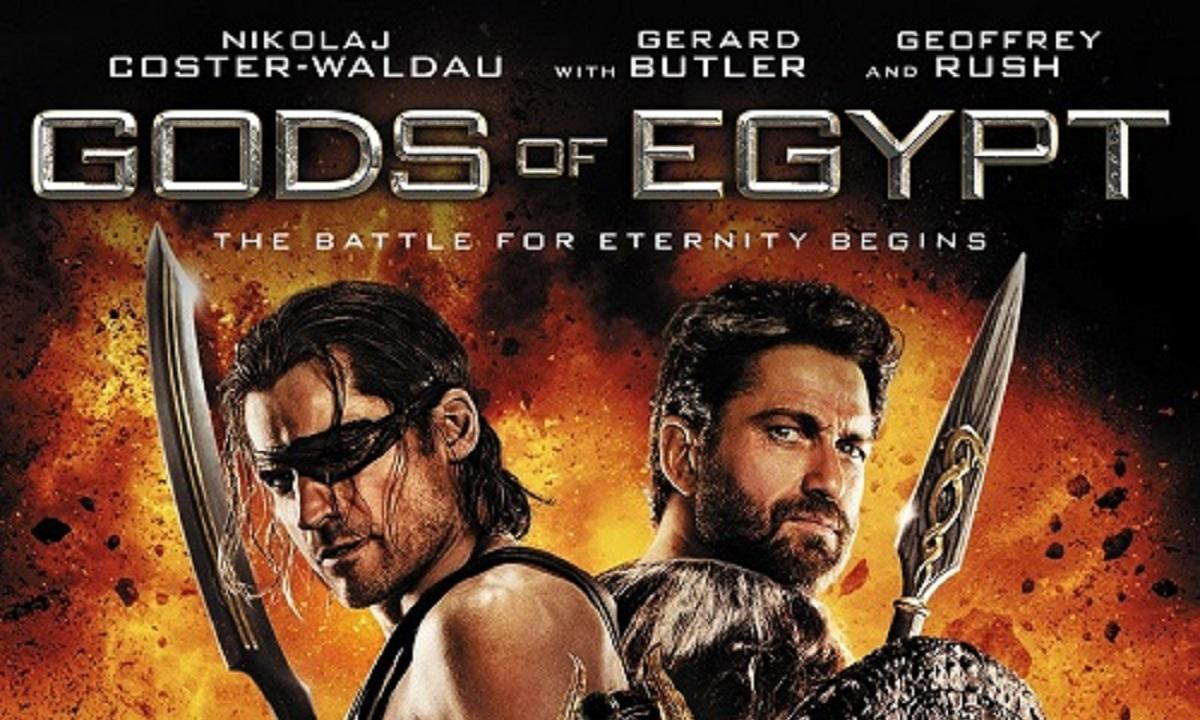 Sinopsis Film Gods of Egypt (2016)