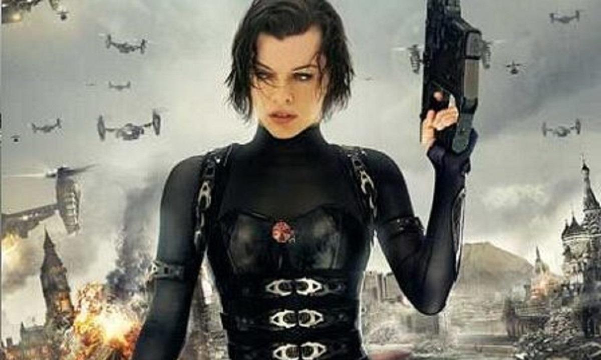 Sinopsis Film Resident Evil : Retribution (2012)