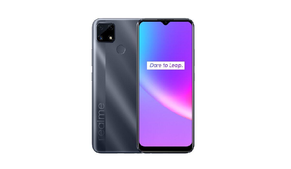 Spesifikasi Realme C25 Harga Mulai Rp2 jutaan
