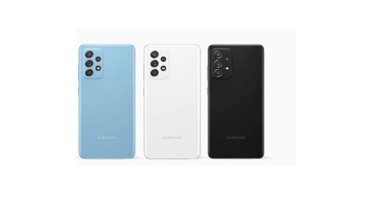 Spesifikasi dan Harga Samsung Galaxy A52 & A52 5G