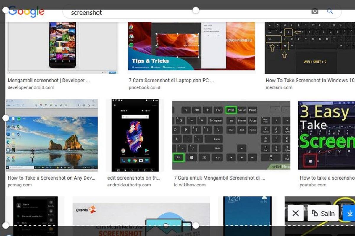 Mudah ! Cara Screenshot di Laptop atau PC