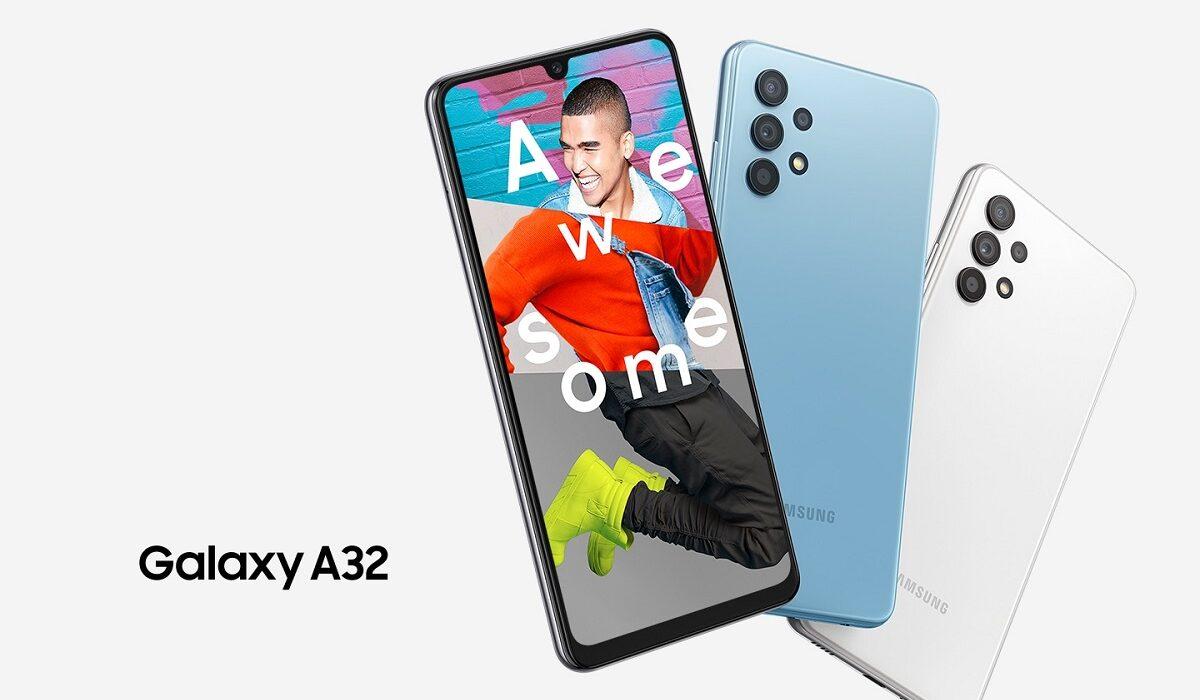"Spesifikasi dan Harga Samsung Galaxy A32 ""Ringan Nyaman"""