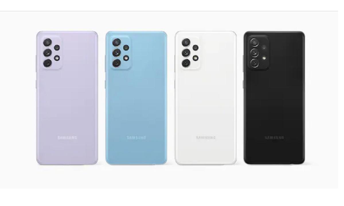 Anti Air ! Spesifikasi dan Harga Samsung Galaxy A72