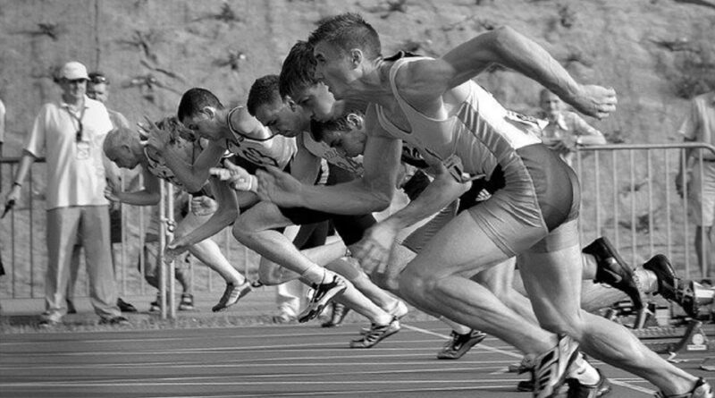 Pengertian Lari Jarak Pendek, Teknik Dasar dan Ukuran Lintasan