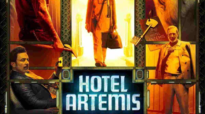Sinopsis Film Hotel Artemis (2018), Rumah Sakit Penjahat