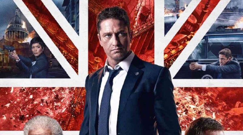 Sinopsis Film London Has Fallen, Inggris Jadi Zona Perang!