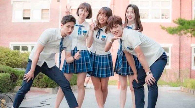 Sinopsis Drama Korea School, Sekolah Dengan Sistem Aneh