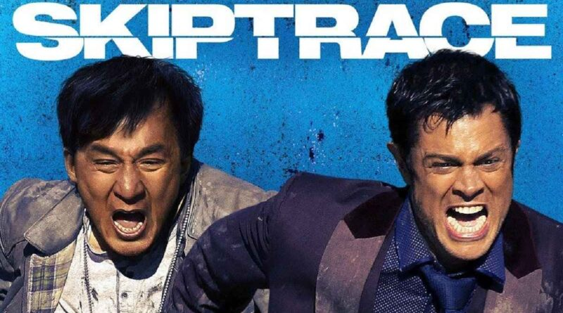 Sinopsis Film Skiptrace, Aksi Penyelamatan Penuh Komedi