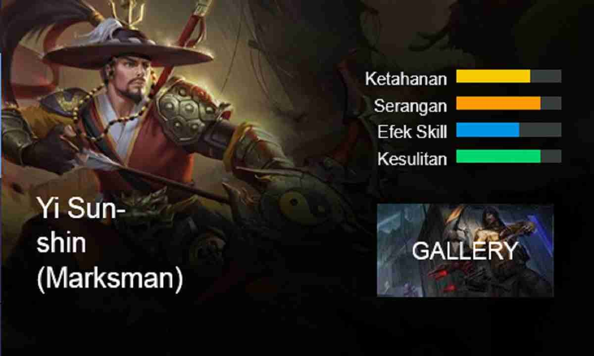 6 Hero Marksman Mobile Legends Tersakit di Tahun 2021